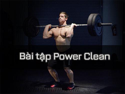 Power-Clean
