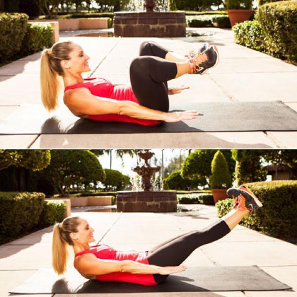 8. frog press 420x420 Bài tập thể dục giảm mỡ bụng