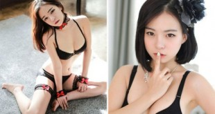 """111 310x165 - Người mẫu Hàn """"gây sốt"""" nhờ vóc dáng sexy cực chuẩn"""