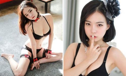 """111 - Người mẫu Hàn """"gây sốt"""" nhờ vóc dáng sexy cực chuẩn"""
