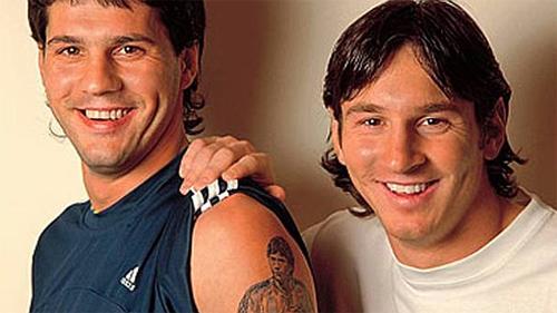 19478c853a - Anh trai Messi bị bắt vì sở hữu súng trái phép