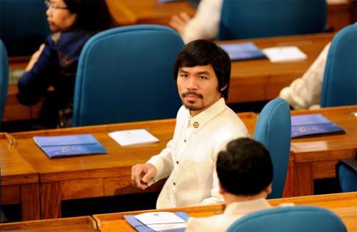 305558bbd4 - Pacquiao chạy đua vào Thượng viện Philippines