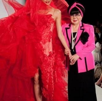 6bba0019d4 332x330 - 'Bà hoàng' áo cưới Nhật mang bộ sưu tập đến Việt Nam