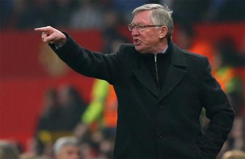 7d148741e5 - Alex Ferguson từng văng tục khi mắng Ronaldo