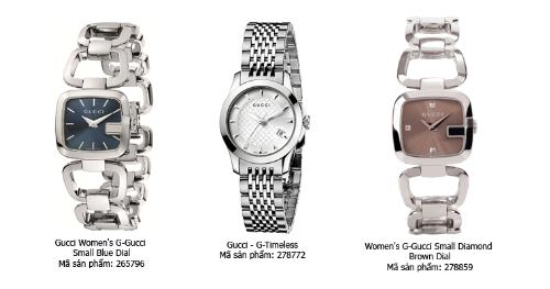 8b72bd8dc3 - Đẹp thanh lịch với đồng hồ Gucci, Burberry