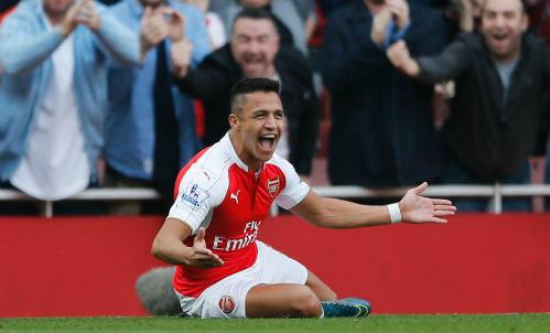 918a109daa - Arsenal sắp tăng lương để giữ chân Alexis Sanchez