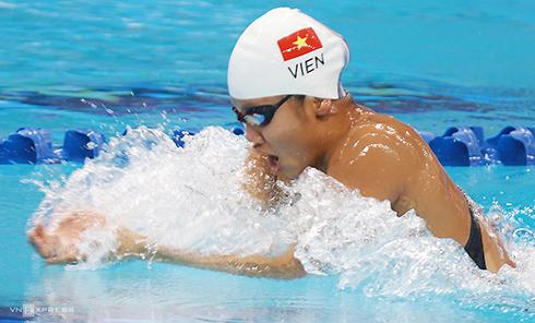 c8325b374c - Ánh Viên giành bảy HC vàng ở giải châu Á