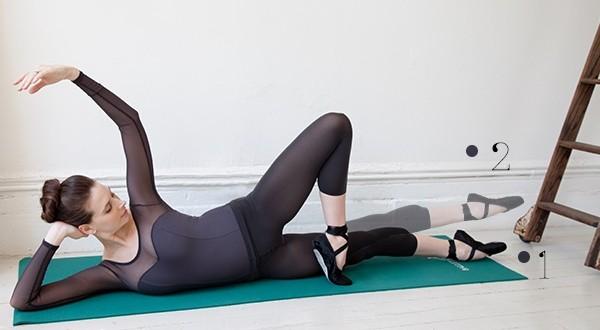 8c36dff6c1 600x330 - 5 động tác Ballet giảm mỡ bụng và đùi hiệu quả