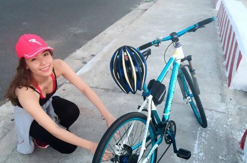 a2b0356684 500x330 - Bài tập đạp xe 30 km mỗi ngày của nữ sinh 20 tuổi
