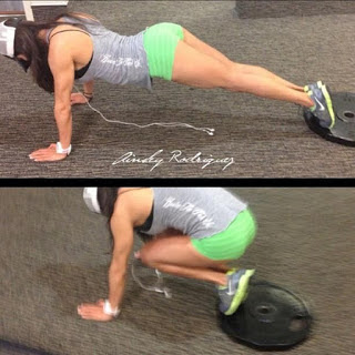 Plank-Plate-Drag