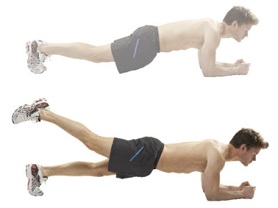 Single-Leg-Plank