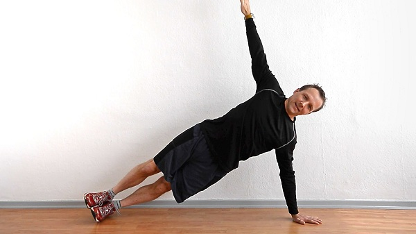 Bai tap bung 6 mui Plank to T Plank