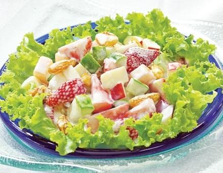 salad hoa qua tuoi bua an phu cho nguoi tap the hinh - Tầm quan trọng của bữa ăn phụ trong chế độ dinh dưỡng thể hình