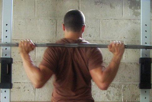squat-bar-placement