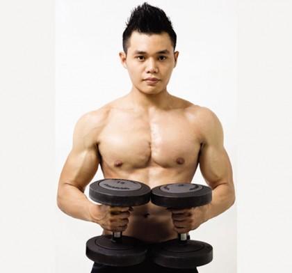 truoc va sau khi tap the hinh 1406954179919 - Cẩm nang tăng cân cho người gầy: dinh dưỡng và tập thể hình