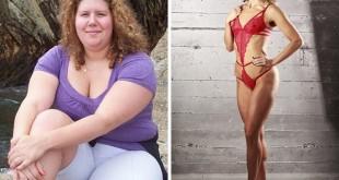47d5476040 310x165 - Hành trình giảm cân của cô gái từ 105kg trở thành người mẫu bikini