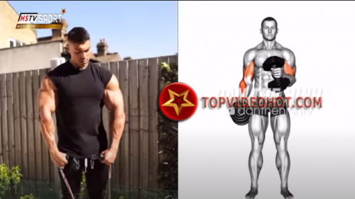 10 1 - bài tập phát triển cánh tay