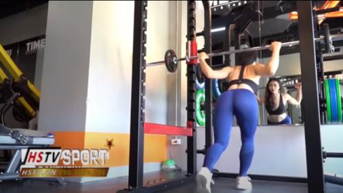 16 - bài tập phát triển body cực hấp dẫn