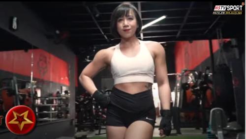 24 - những bài tập cho nữ gym