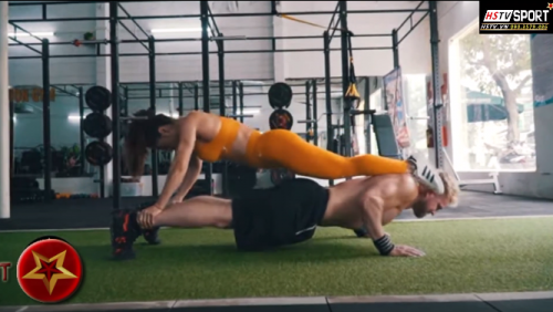 27 - khám phá tập gym cực hấp dẫn