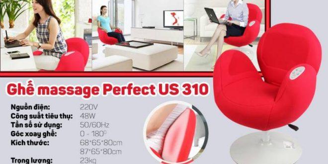310 660x330 - Ghế Massage Perfect US 310Giá : 7.000.000 VND
