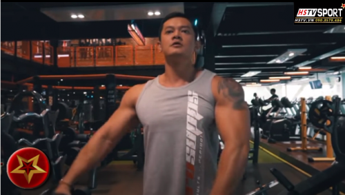 40 - bài tập phát triển cơ bắp của anh PT