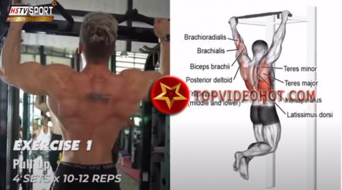 45 - bài tập xây dựng cơ lưng đẹp