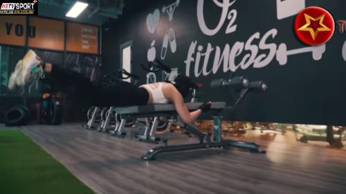 57 - bài tập mông đùi cho dân gym