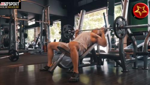 58 - bài tập ngực cho dân gym #2